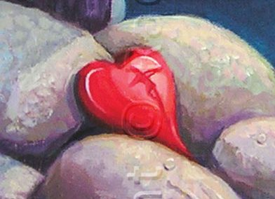Redeeming Love Bookmark – English