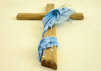 The Living Water Cross